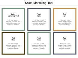 Sales Marketing Tool Ppt Powerpoint Presentation Ideas Background Designs Cpb