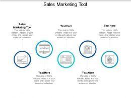 Sales Marketing Tool Ppt Powerpoint Presentation Infographics Template Cpb