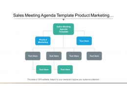 Sales Meeting Agenda Template Product Marketing Management Agile Cpb