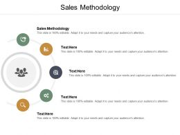 Sales Methodology Ppt Powerpoint Presentation Show Outline Cpb