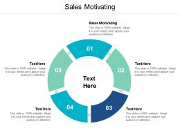 Sales Motivating Ppt Powerpoint Presentation Pictures Master Slide Cpb