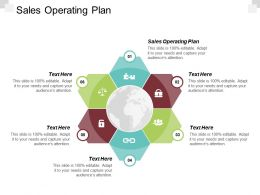 Sales Operating Plan Ppt Powerpoint Presentation Infographic Template Slides Cpb