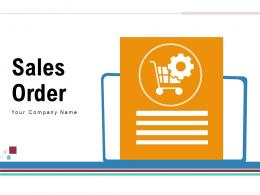 Sales Order Dashboard Engagement Performance Product Process Description