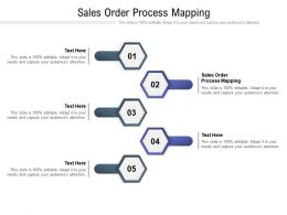 Sales Order Process Mapping Ppt Powerpoint Presentation Model Topics Cpb