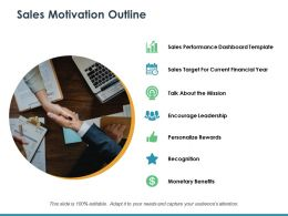 Sales Performance Dashboard Template Encourage Leadership Personalize Rewards