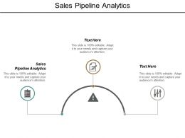 Sales Pipeline Analytics Ppt Powerpoint Presentation Pictures Styles Cpb