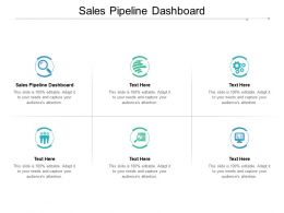 Sales Pipeline Dashboard Ppt Powerpoint Presentation Professional Display Cpb