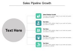 Sales Pipeline Growth Ppt Powerpoint Presentation Pictures Designs Download Cpb