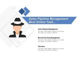 Sales Pipeline Management Best Online Task Management Multichannel Marketing Cpb