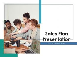 Sales Plan Presentation Decide Mission Business Growth Repeat Customer