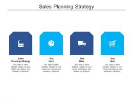 Sales Planning Strategy Ppt Powerpoint Presentation Professional Background Images Cpb