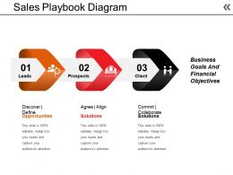 Sales Playbook Diagram Powerpoint Guide