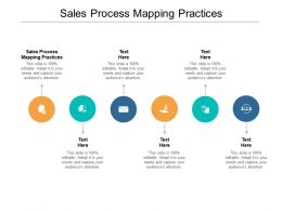 Sales Process Mapping Practices Ppt Powerpoint Presentation Infographic Cpb