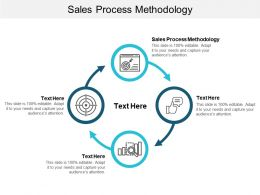 Sales Process Methodology Ppt Powerpoint Presentation Layouts File Formats Cpb