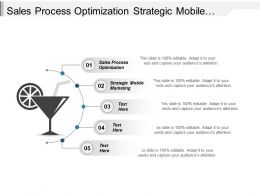 Sales Process Optimization Strategic Mobile Marketing Tax Marketing Cpb
