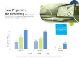 Sales Projections And Forecasting Brand Upgradation Ppt Summary