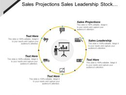 Sales Projections Sales Leadership Stock Market Investing Strategy