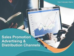 Sales Promotion Advertising And Distribution Channels Powerpoint Presentation Slides