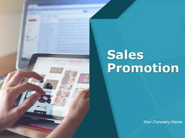 Sales Promotion PowerPoint Presentation Slides