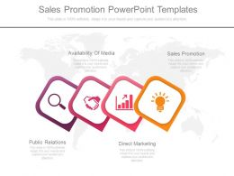 Sales Promotion Powerpoint Templates