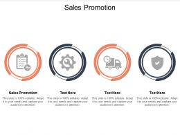Sales Promotion Ppt Powerpoint Presentation Files Cpb