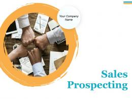 Sales Prospecting Content Marketing Networking Email Marketing