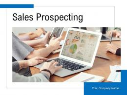 Sales Prospecting Individual Strategy Product Success Probability Development