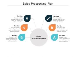 Sales Prospecting Plan Ppt Powerpoint Presentation Layouts Background Image Cpb