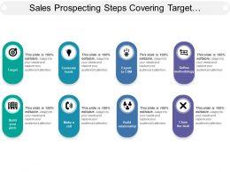 sales_prospecting_steps_covering_target_methodology_and_closing_deal_Slide01