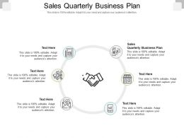 Sales Quarterly Business Plan Ppt Powerpoint Presentation Ideas Styles Cpb