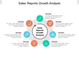 Sales Reports Growth Analysis Ppt Powerpoint Presentation Show Graphics Cpb