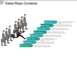 Sales Reps Contests