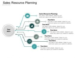 Sales Resource Planning Ppt Powerpoint Presentation Portfolio Graphics Download Cpb