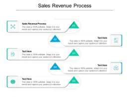 Sales Revenue Process Ppt Powerpoint Presentation Inspiration Show Cpb