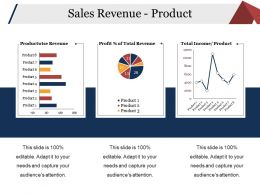 Sales Revenue Product Ppt Examples Slides
