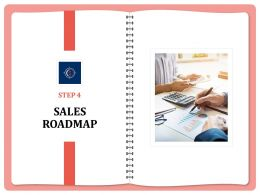 Sales Roadmap Agenda Powerpoint Presentation Format