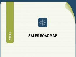 Sales Roadmap Target N180 Powerpoint Presentation Graphics Tutorials