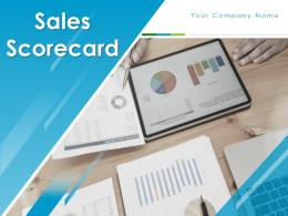 Sales Scorecard Powerpoint Presentation Slides