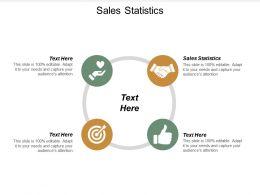 Sales Statistics Ppt Powerpoint Presentation Gallery Topics Cpb