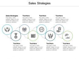Sales Strategies Ppt Powerpoint Presentation Ideas Diagrams Cpb