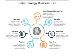 Sales Strategy Business Plan Ppt Powerpoint Presentation Inspiration Templates Cpb