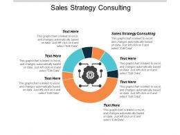 Sales Strategy Consulting Ppt Powerpoint Presentation Inspiration Topics Cpb