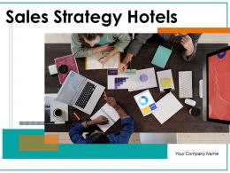 Sales Strategy Hotels Analyst Executing Digital Marketing Segments Maturity Budget