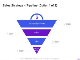 Sales Strategy Pipeline Campaigns Strategic Initiatives Global Expansion Your Business Ppt Ideas