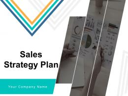 Sales Strategy Plan Powerpoint Presentation Slides