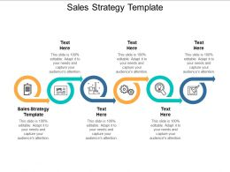 Sales Strategy Template Ppt Powerpoint Presentation Portfolio Slides Cpb