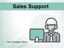 Sales Support Essential Services Management Strategies Marketing Communication