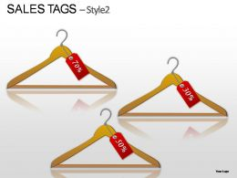 Sales Tags Style 2 Powerpoint Presentation Slides