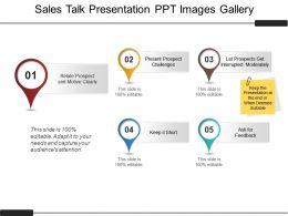 Sales Talk Presentation Ppt Images Gallery