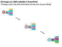 24534484 Style Essentials 1 Agenda 5 Piece Powerpoint Presentation Diagram Infographic Slide